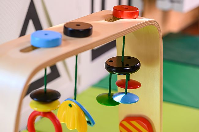Mobile Spielzeug