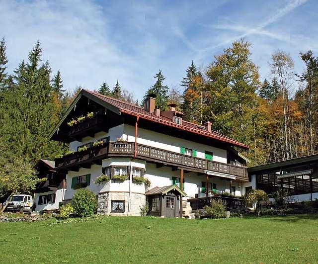 2011 Übernahme des Ferienerholungsheimes in Kreuth am Tegernsee