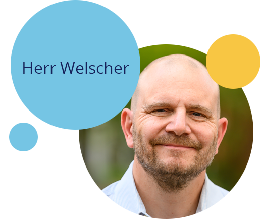 Herr Welscher (Vater eines Kindes)